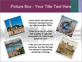 Krakow skyline PowerPoint Template - Slide 24