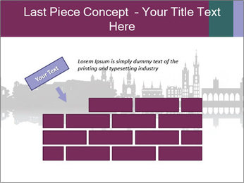 Krakow skyline PowerPoint Template - Slide 46