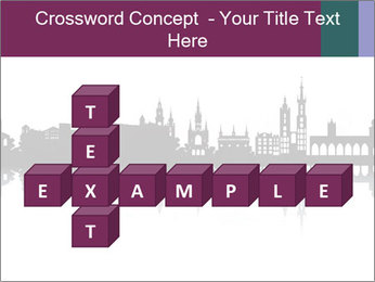 Krakow skyline PowerPoint Template - Slide 82