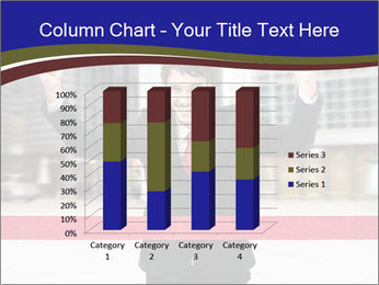 Active businessman running PowerPoint Template - Slide 50
