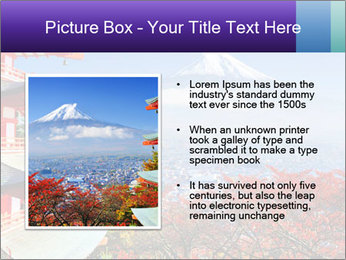 Colors in Japan PowerPoint Templates - Slide 13