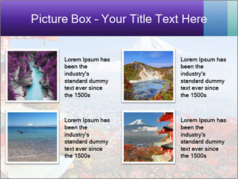 Colors in Japan PowerPoint Templates - Slide 14