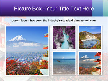 Colors in Japan PowerPoint Templates - Slide 19