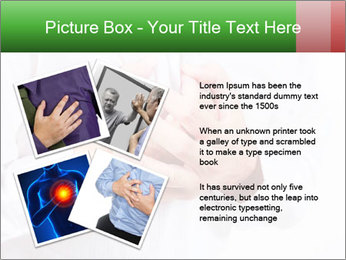 Heart attack PowerPoint Templates - Slide 23