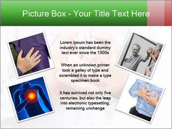 Heart attack PowerPoint Templates - Slide 24