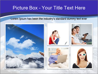 Image of young woman PowerPoint Templates - Slide 19