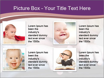 Baby boy PowerPoint Templates - Slide 14