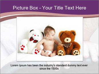 Baby boy PowerPoint Templates - Slide 16
