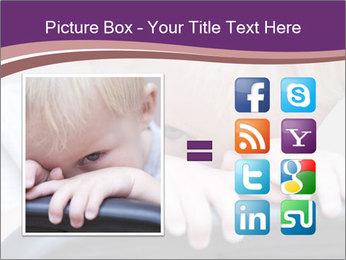 Baby boy PowerPoint Templates - Slide 21