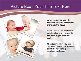 Baby boy PowerPoint Templates - Slide 23