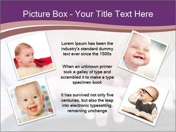 Baby boy PowerPoint Templates - Slide 24