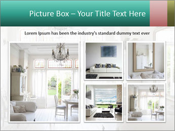 Home PowerPoint Template - Slide 19