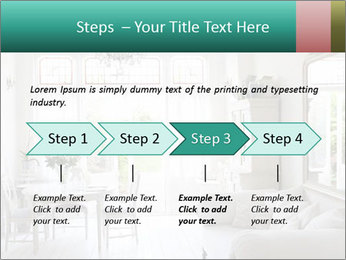 Home PowerPoint Template - Slide 4