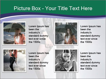 Rock girl PowerPoint Template - Slide 14