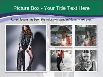 Rock girl PowerPoint Templates - Slide 19