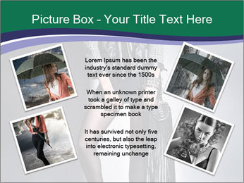 Rock girl PowerPoint Template - Slide 24