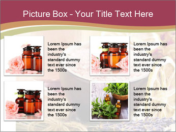Masage body oil PowerPoint Templates - Slide 14