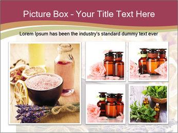 Masage body oil PowerPoint Templates - Slide 19