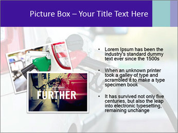 Gas station pump PowerPoint Templates - Slide 20