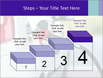 Gas station pump PowerPoint Templates - Slide 64