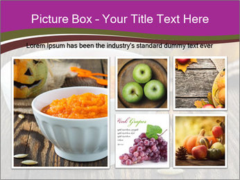 Pumpkin porridge PowerPoint Templates - Slide 19