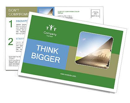 0000094500 Postcard Template