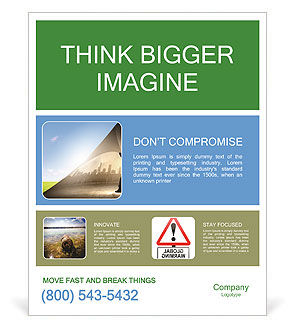 0000094500 Poster Template