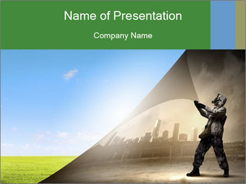 Ecology concept PowerPoint Templates - Slide 1