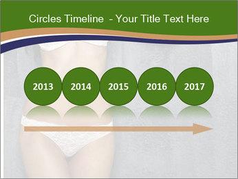 Sexy underwear body PowerPoint Templates - Slide 29