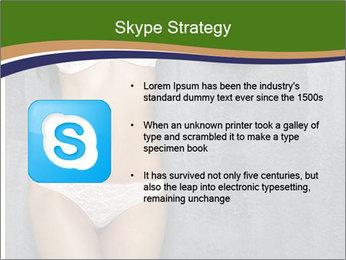 Sexy underwear body PowerPoint Templates - Slide 8