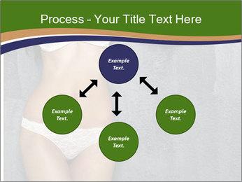 Sexy underwear body PowerPoint Template - Slide 91