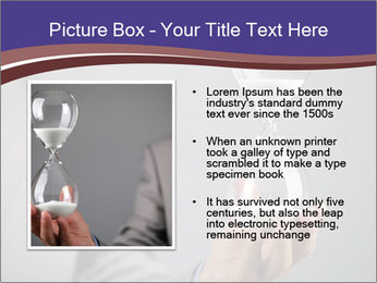 Hourglass timer PowerPoint Templates - Slide 13