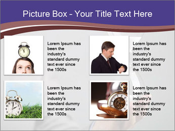 Hourglass timer PowerPoint Template - Slide 14