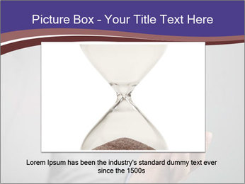 Hourglass timer PowerPoint Template - Slide 16