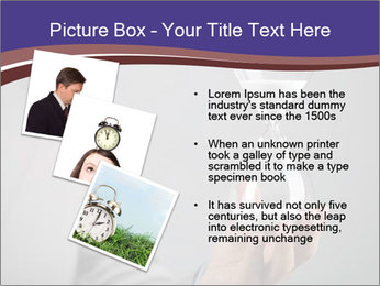 Hourglass timer PowerPoint Template - Slide 17