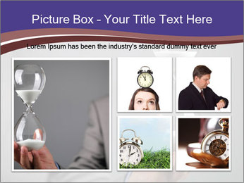 Hourglass timer PowerPoint Template - Slide 19