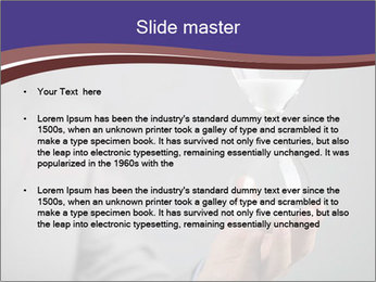 Hourglass timer PowerPoint Template - Slide 2