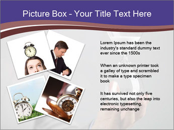Hourglass timer PowerPoint Template - Slide 23