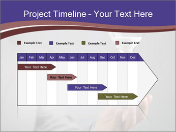 Hourglass timer PowerPoint Templates - Slide 25