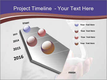 Hourglass timer PowerPoint Templates - Slide 26