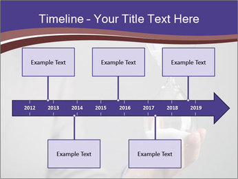 Hourglass timer PowerPoint Templates - Slide 28