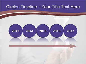 Hourglass timer PowerPoint Template - Slide 29