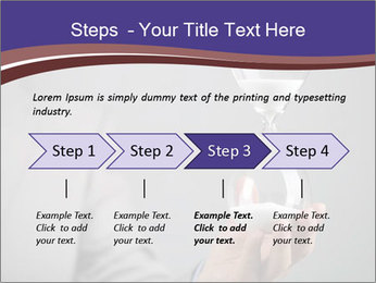 Hourglass timer PowerPoint Template - Slide 4