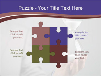 Hourglass timer PowerPoint Templates - Slide 43