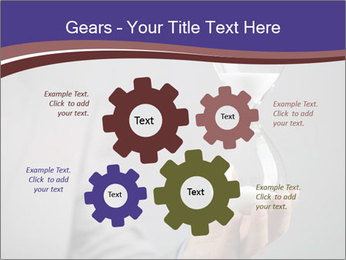 Hourglass timer PowerPoint Templates - Slide 47