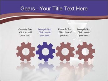 Hourglass timer PowerPoint Templates - Slide 48