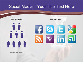 Hourglass timer PowerPoint Templates - Slide 5