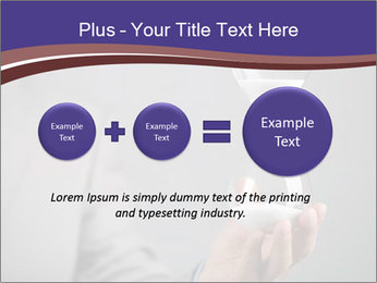 Hourglass timer PowerPoint Templates - Slide 75
