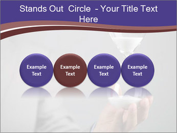 Hourglass timer PowerPoint Templates - Slide 76