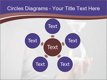 Hourglass timer PowerPoint Templates - Slide 78